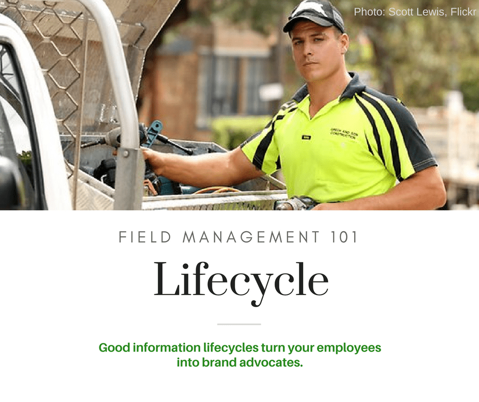 Field Management 101: Lifecycle