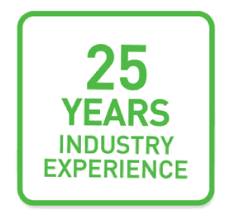 MyFLO 25 years industry experience