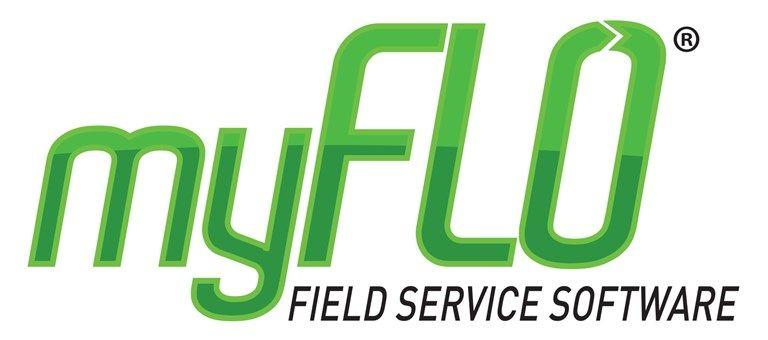 myflo logo field service software